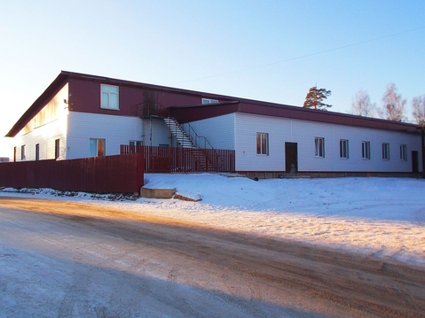 Аренда. Новое производственно-складское здание 2000 кв.м в г. Кохма - Фото 1