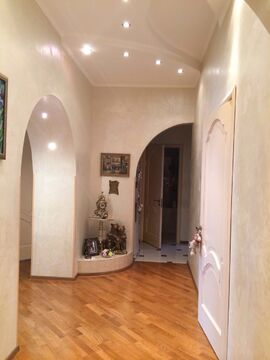 Продается 4-х ком. квартира с евроремонтом в Москве ул.Ленинский пр. - Фото 4