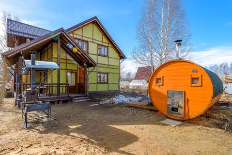 Дом 135кв.м.+10соток земли, 20км от Екатеринбурга. Решеты. СНТ - Фото 4