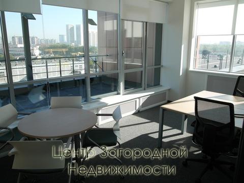 Продается Офисное здание. , Москва г, 1-й Магистральный тупик 5а - Фото 1