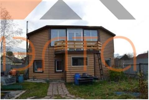 Продам дом, 2-й Георгиевский пер, 23, Новосибирск г, 3 км от города - Фото 1