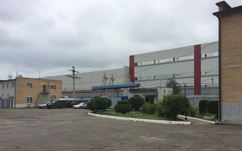 Продажа производственной базы Домодедово 3750 м2 - Фото 2