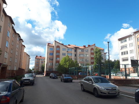 2-х ком. в микрорайоне Маклино г. Малоярославца 110 км от Москвы - Фото 3
