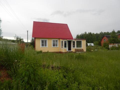 Дом 82 кв.м. участок 9,5 сот.около д. Шаликово. - Фото 2