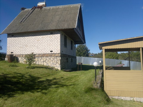 Продается дом 25 км от Пскова Гдовское шоссе - Фото 4