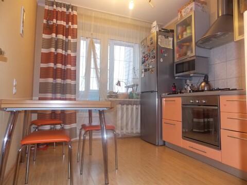 3-х комнатная квартира с ремонтом и частично с мебелью! - Фото 1