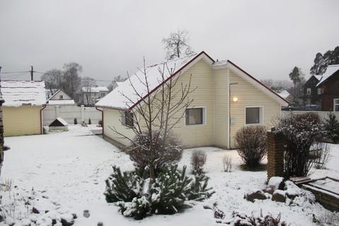 Современный жилой дом. ухоженный участок. черта Г. выборга. - Фото 5