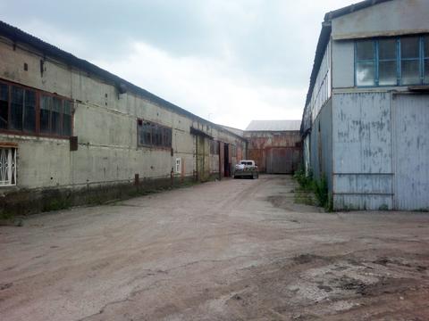 Складской Комплекс с жд веткой, 34204 кв.м, участок 9,1 Гектара - Фото 1