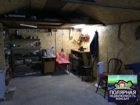 Продается гараж в центре города Мурманска - Фото 1