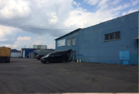 Продажа склада Вашутинское шоссе 4dl - Фото 3