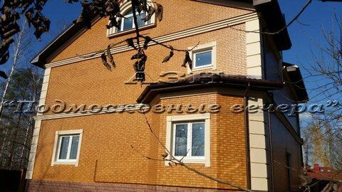Осташковское ш. 7 км от МКАД, Беляниново, Коттедж 325.3 кв. м - Фото 3
