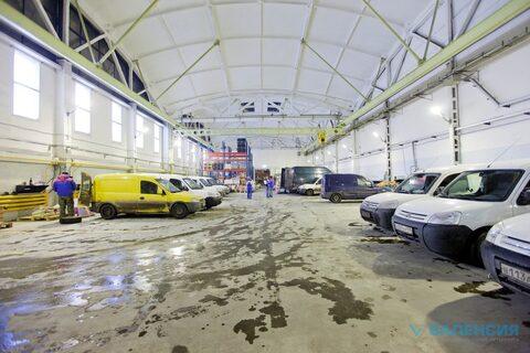 Аренда роизводственно-складского теплого помещения, 1445м2 в Парголово - Фото 4