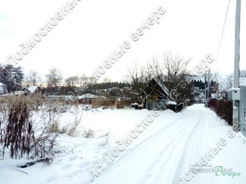 Можайское ш. 23 км от МКАД, Папушево, Участок 6.4 сот. - Фото 1