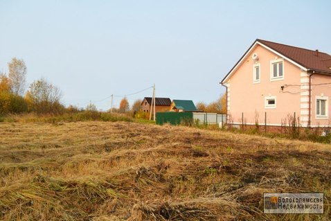Участок в деревне Шестаково (3км от райцентра Шаховская) - Фото 2