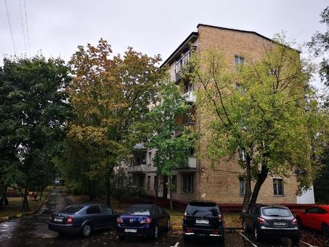 Продается 3-х комн. квартира на ул. Лодочная, м. Сходненская - Фото 1