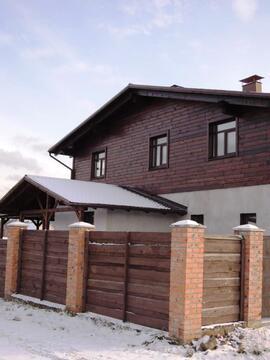 Загородный коттедж, расположенный в деревне Осиновка - Фото 4