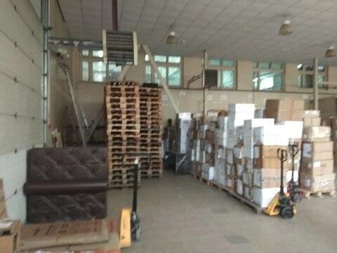 Производственные помещения от 200 кв.м до 4000 кв.м, Киевское шоссе - Фото 5