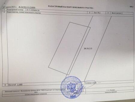 Продажа земельного участка, Иноземцево, Ул. Колхозная - Фото 4