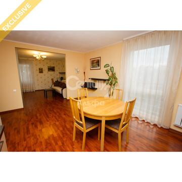 Продается просторная 3-комнатная квартира по наб. Варкауса. д. 27, к.1 - Фото 4