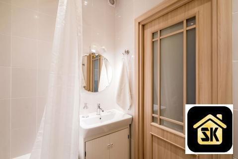 Квартира с дизайн ремонтом ромашка - Фото 1