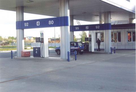 Автозаправочная станция г. Луховицы - Фото 1