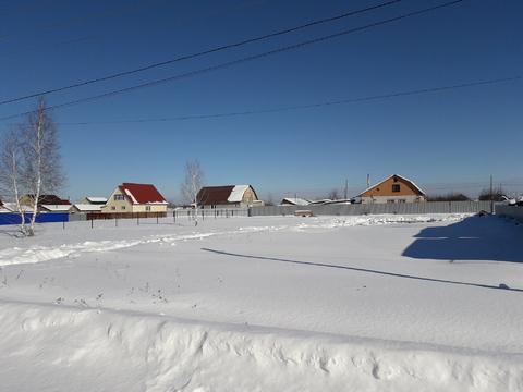 Участок 15,4сот, п. Богандинский, Тюменский район - Фото 5