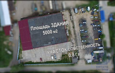 Производственно-складской комплекс Истринский район, с/пос. Ермолинско - Фото 3