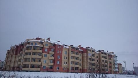 Продается большая 1 комнатная квартира в новом доме 57,06 кв. м, . - Фото 1