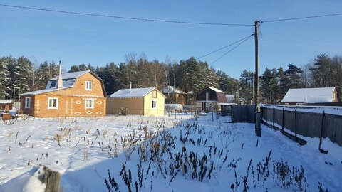 Дом в Литвиново, Раменский район, 60м2 участок 14 соток - Фото 2