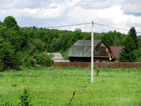 Старый дом с участком 31 сотка в деревне есть прописка - Фото 5