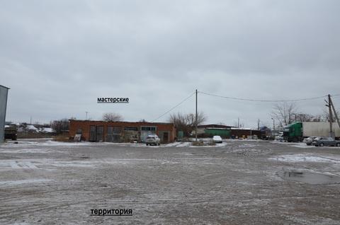 Производственно-складская база 1600 кв.м. на участке 1,12 га. - Фото 5