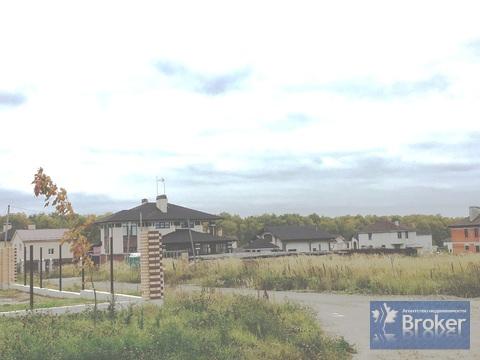 Участок 15 сот в коттеджном посёлке ивушкино - Фото 3