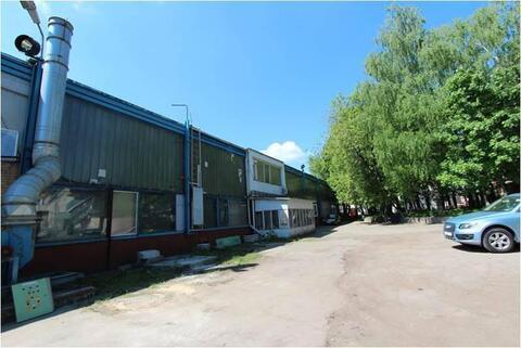 Сдаётся в аренду производственное помещение в городе Зеленоград. - Фото 1
