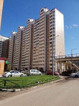 Однокомнатная Квартира Область, улица Лесопарковая, д.2, Новогиреево, . - Фото 1