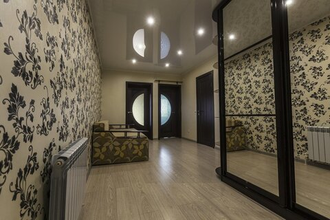 Купить квартиру с новым ремонтом, индивидуальное отопление. - Фото 5