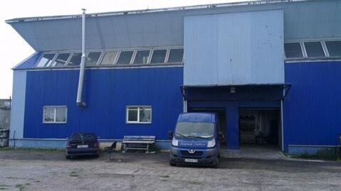 Сдам производственное помещение 318 кв.м, м. Проспект Ветеранов - Фото 1