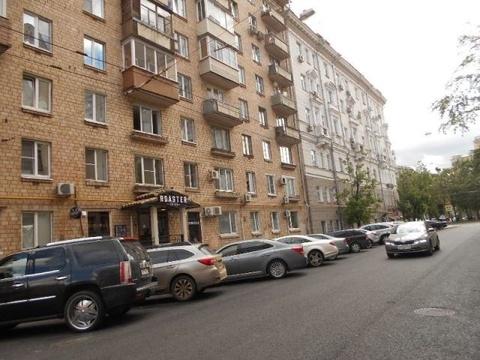 Продается квартира Москва, Тверская-Ямская 4-Я улица,2/11с2 - Фото 1