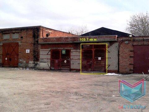 126 кв.м. Склад-Бокс Теплый - Фото 1