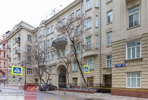 6-к квартира, 180 м2, 3/6 эт, Романов пер, 5 - Фото 1