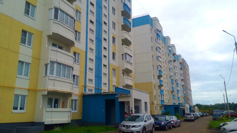 Продам 1-комнатную квартиру, 42м2, Дядьковский пр-д, д3к2 - Фото 3