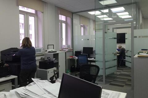 Аренда офис г. Москва, м. Смоленская (ар.), пер. Калошин, 4, стр. 1 - Фото 1