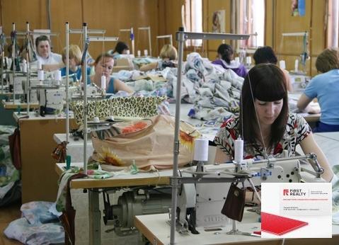 Текстильная фабрика по отделке тканей