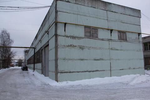 Сдам производственно-складское помещение 800 м2 H-9 м - Фото 1
