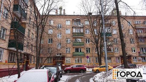 Москва, ул. Семеновский Вал, д. 10к2. Продажа однокомнатной квартиры. - Фото 1