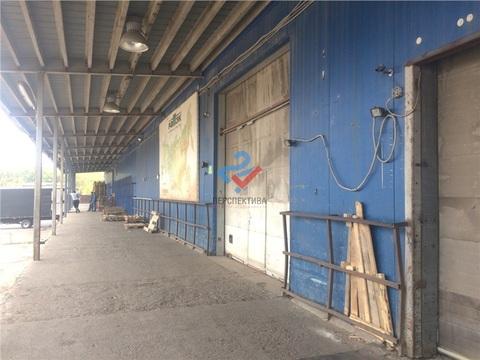 Теплый склад до 4000м2 ул. Трамвайная 16/1 - Фото 3