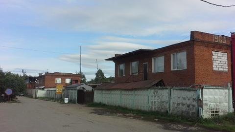 Сдается имущественный комплекс, участок 7800 кв.м, здания 4400 кв.м - Фото 1