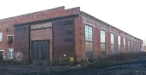 Производственное здание 1752 кв.м - Фото 1