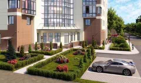 1-комн. квартира 47,77 кв.м. в элегантном доме бизнес-класса в ЗАО - Фото 3