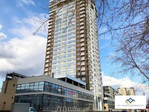Продам 2-тную квартиру Комсомольский пр 80,23эт, 74 кв.м.Цена 3530 т.р - Фото 1