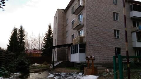 Продается 2-комнатная квартира в 4-этажном кирпичном домt - Фото 1